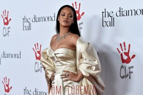 Rihanna Diamond Ball Brings Out the Stars